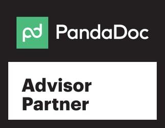 PandaDoc Advisor Partner badge
